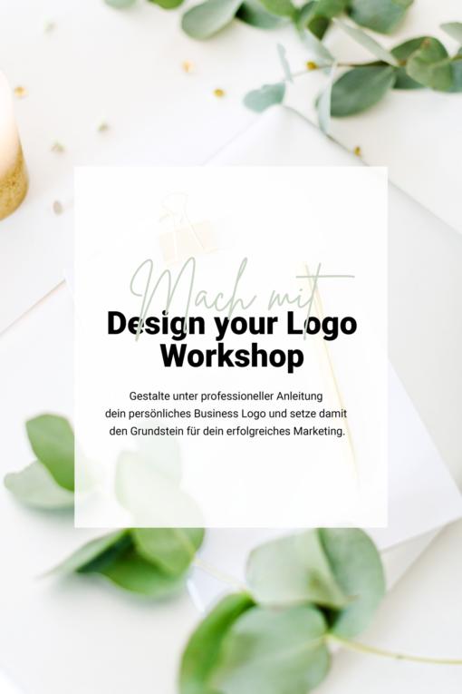 Artikelbild Design your Logo Workshop